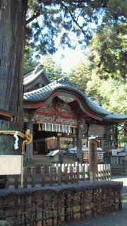 神秘的な富士浅間神社
