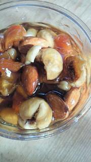 木の実とドライフルーツ