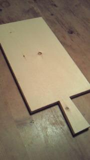簡単な木工